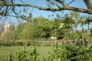 parc floral à Vernais