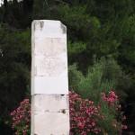 colonne de marbre