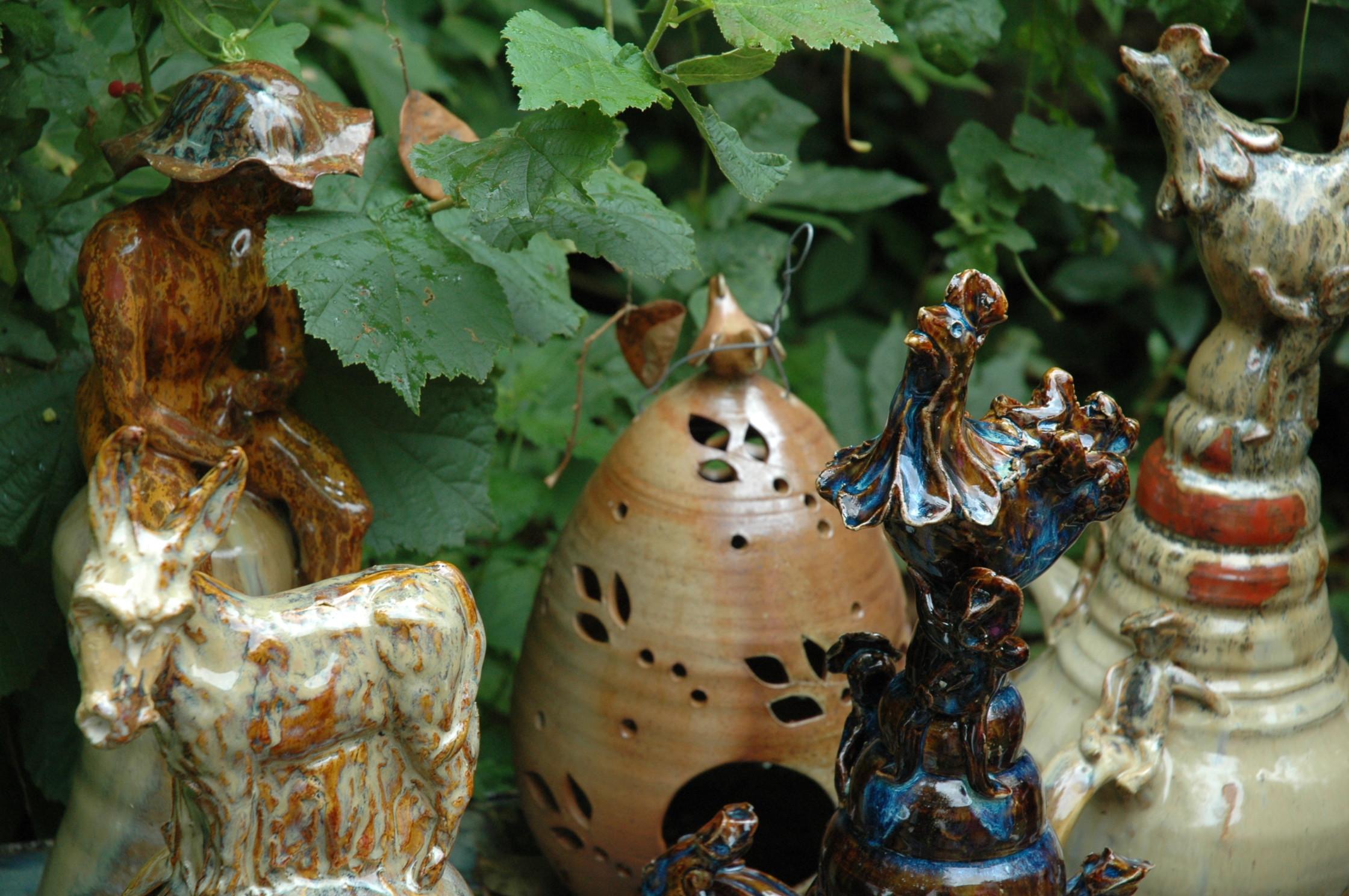 Cornemuse tai chi et poterie association touristique - Jardin de chen ...