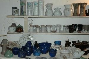 Terre des Etangs, Elsa Broc poterie